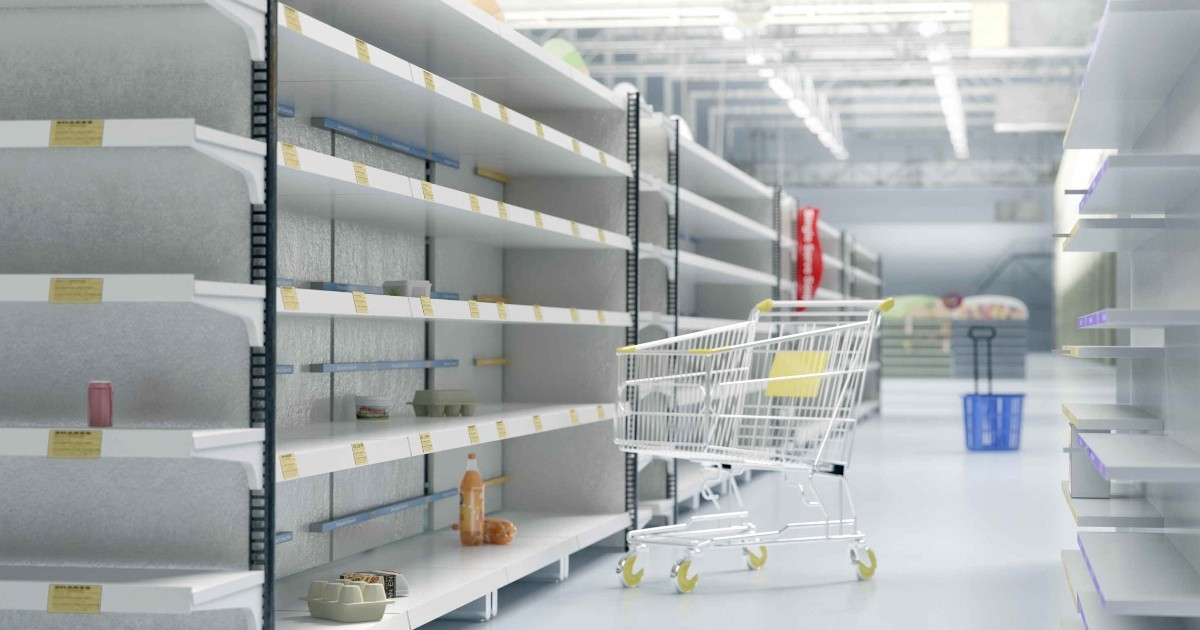 ¿Cómo debe ser el diseño de layout de un espacio comercial como tiendas o autoservicios?