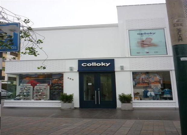 Tienda Retail Colloky Conquistadores por Lindley Arquitectos