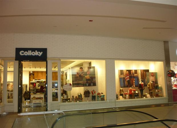 Tienda Retail Colloky CC La Rambla San Borja