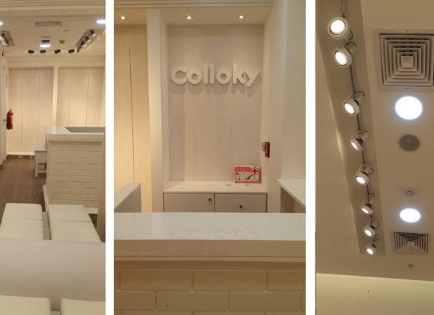 Tienda Colloky CC Real Plaza Cusco Lindley Arquitectos